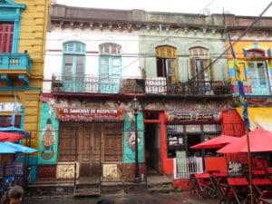 Buenos Aires - Quartier La Boca
