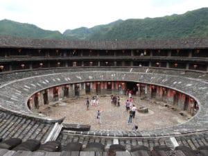Fujian habitat