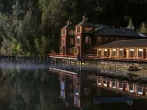 Puyuhuapi Lodge Spa