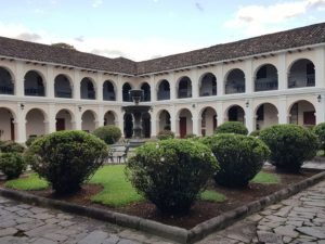 Popayan - Hôtel Dann Monasterio