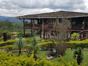 San Agustin - Hôtel Akawanka