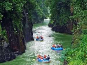 Rafting au Rio Pacuare