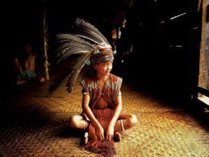 Borneo Enfant