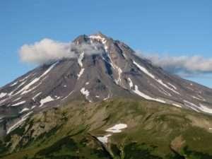 Kamchatka - Volcan Gorely