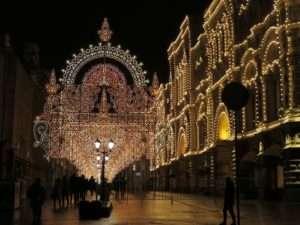 Moscou - le Goum de nuit