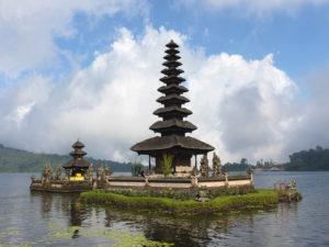 Bali - Temple d'Ulun Danu