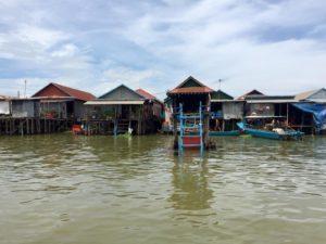 Tonle Sap - villages 2