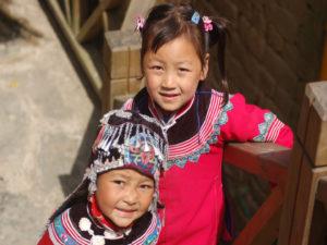 Enfants - Yunnan