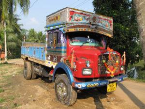 Orissa - Scène de vie