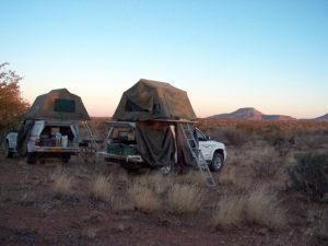 namibie camping