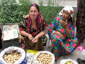 Boukhara - bazar