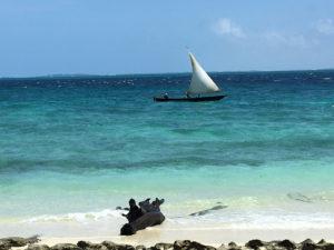 bateau Pemba Island