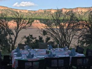 Camping chilo gorge