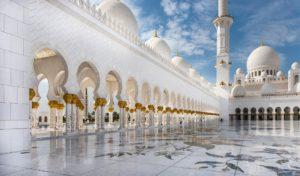 Grande Mosquée Abu Dabi